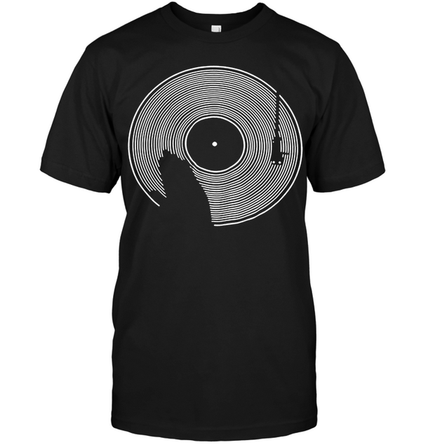 Records hip hop - Men's shirt