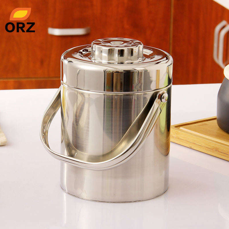 1.8L Thermos Lunch Box Stainless Steel Vacuum Insulated Food Container Children Food Box Tableware Thermal Bento - upcube