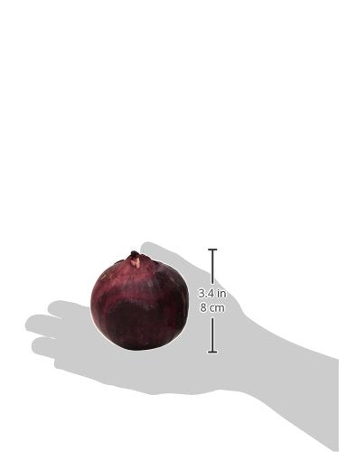 Organic Red Onion, One Large