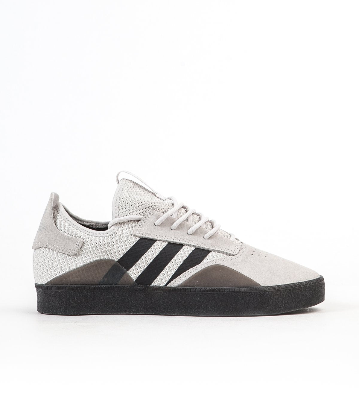 Adidas 3ST.001 Shoes Grey One Core Black White