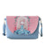 2016 New Cartoon printing Women bag Female PU leather Mini Crossbody Shoulder bags Girls Messenger bag bolsa feminina B075