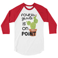 Fourth Grade Is On Point Baseball Shirt