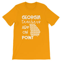 Georgia Teachers Are On Point T-Shirt