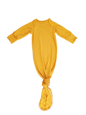 Mustard Knotted Sleeper