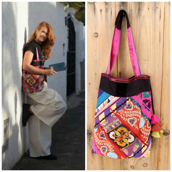 Hippie Boho Tote by Hello My Goddess