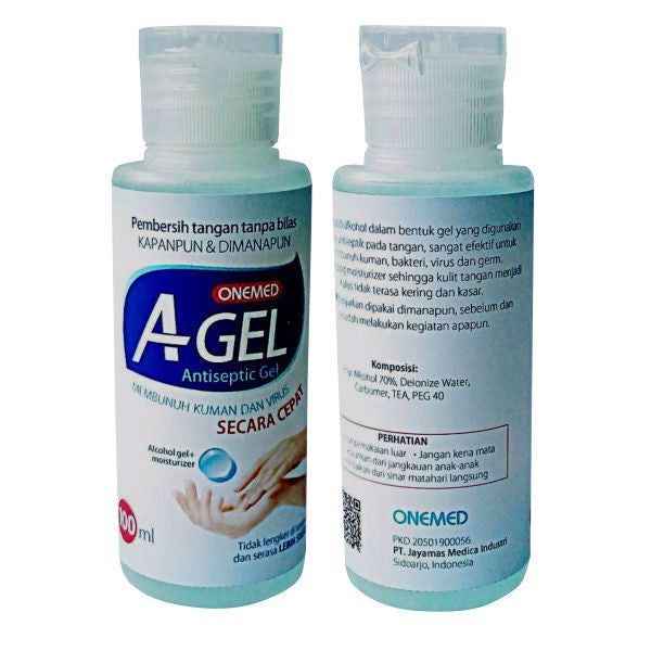 Aseptic Gel 100ml OneMed