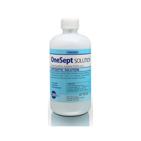 One Sept Solution 500ml OneMed