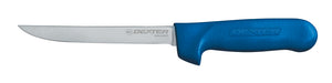 Narrow Boning Knife Blue Handle 15cm