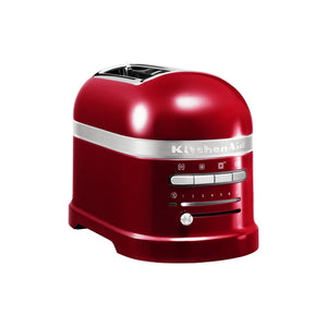 Pro Line KMT2204 Toaster in Candy Apple Red - New Model