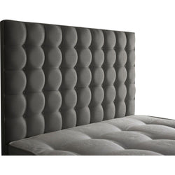 Small Cubic Low Headboard