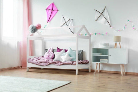 Jills Treehouse Canopy Bed Teepee Bed