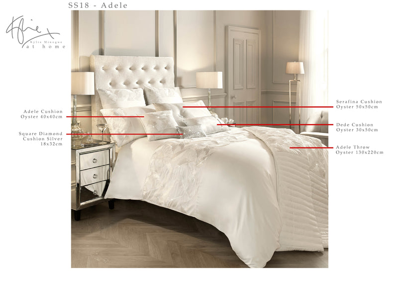 Kylie Minogue Ivory Bedding - ADELE