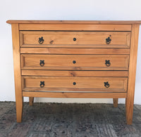 Commission for Pine Chest of Drawers