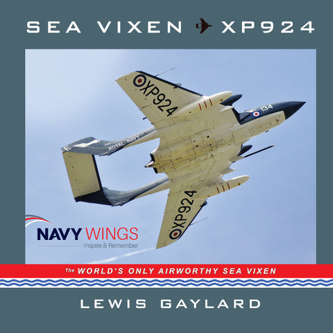 Sea Vixen XP924 by Lewis Gaylard