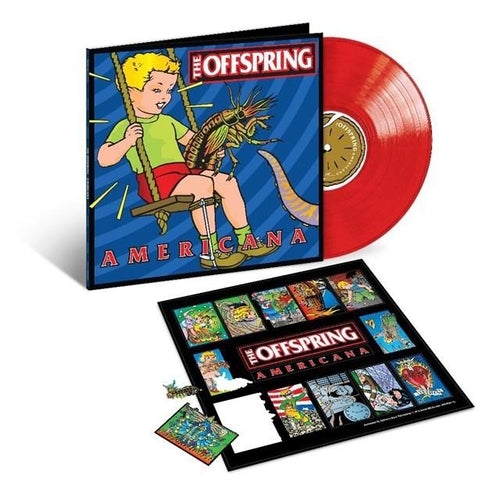The Offspring - Americana (2018 Reissue) - Records - Record Culture