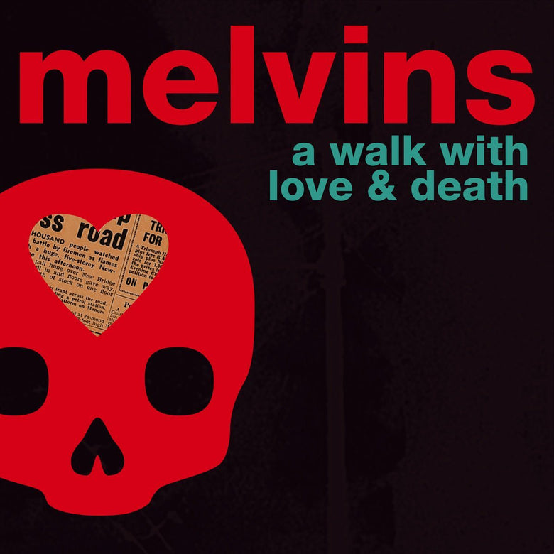 Melvins - A Walk With Love & Death - Records - Record Culture