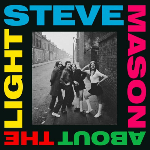 Steve Mason - About The Light - Records - Record Culture