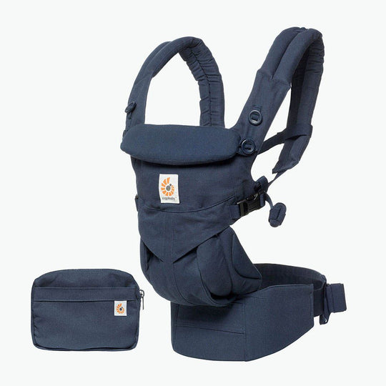 ErgoBaby - ERGOBABY OMNI 360 Baby Carrier - Available at Boutique PinkiBlue