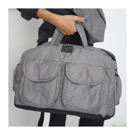 7Am Enfant - 7AM ENFANT Voyage Travel Diaper Bag - Available at Boutique PinkiBlue