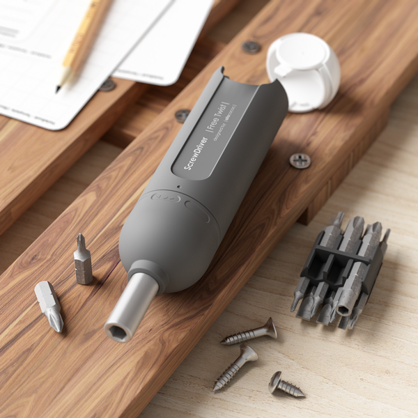 Allocacoc® ScrewDriver |Twist|