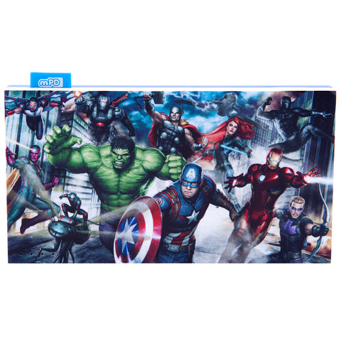 Avengers MimoPowerDeck 8000mAh Marvel | Mimoco