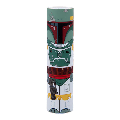 Boba Fett MimoPowerTube2 Star Wars 2600mAh Portable Power | Mimoco
