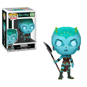 POP! Animation Rick and Morty: KIARA (PRE-ORDER)