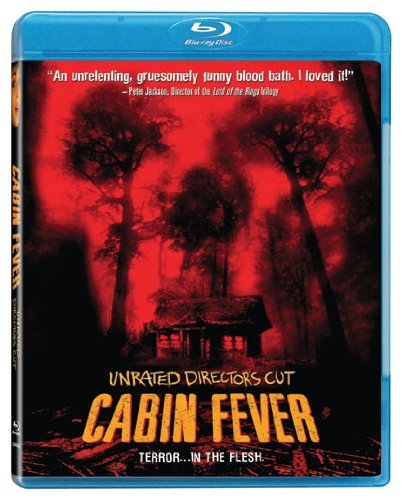 CABIN FEVER Blu-Ray