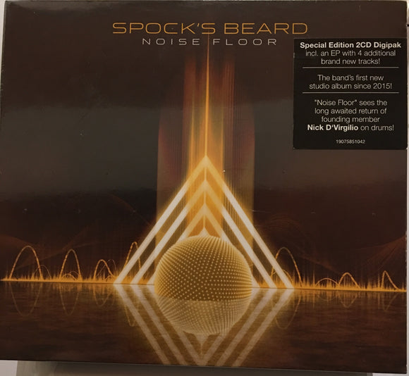 Spock's Beard - Noise Floor (Special Edition) CD