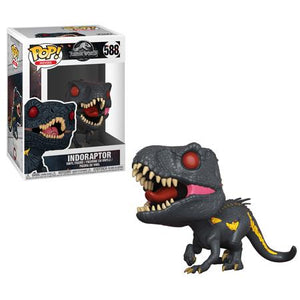 POP! Movies Jurassic World Fallen Kingdom Indoraptor