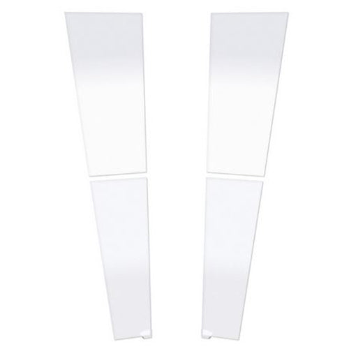 Acrylic Side Panels – 2 Bottom 2 Top for Classic Tahoe Displays