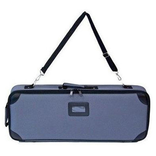 Silver Bag to Carry Custom Printed Table Throw Covers To Shows In