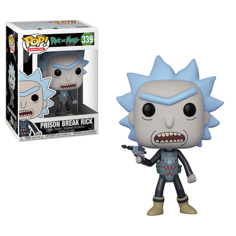 POP! Animation - Rick & Morty - Prison Break Rick
