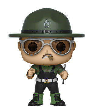 POP! WWE - WWE - Sgt. Slaughter