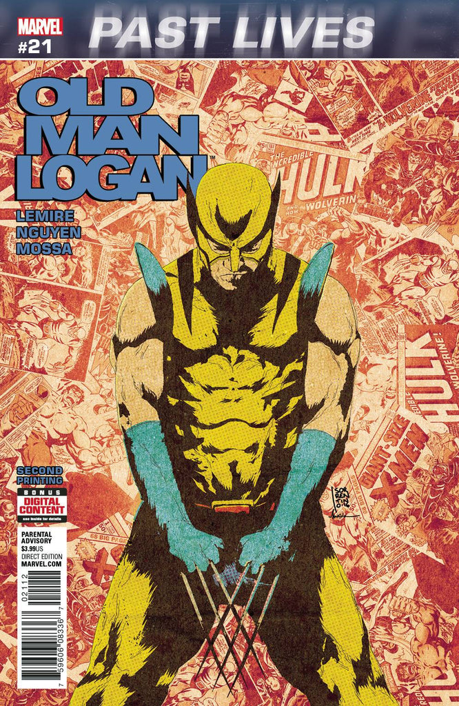 Old Man Logan #21