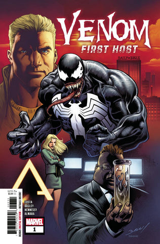 Venom First Host #1