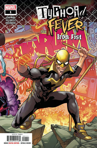 Typhoid Fever Iron Fist