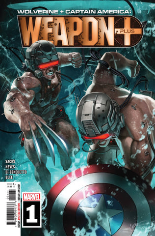 Wolverine and Captain America Plus #1