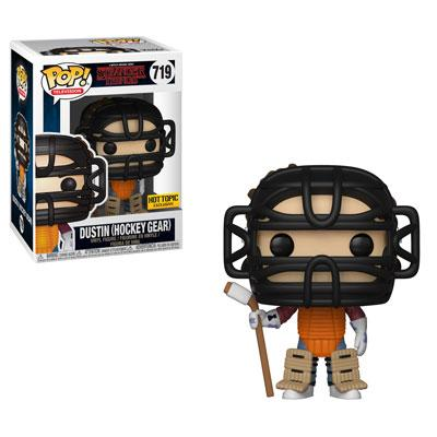POP! Television Stranger Things Dustin in Hockey Gear Funko POP