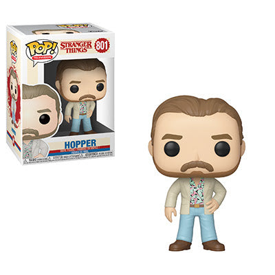 POP Television Stranger Things S3 Hopper Date Night Funko POP