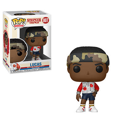 POP Television Stranger Things S3 Lucas Funko POP