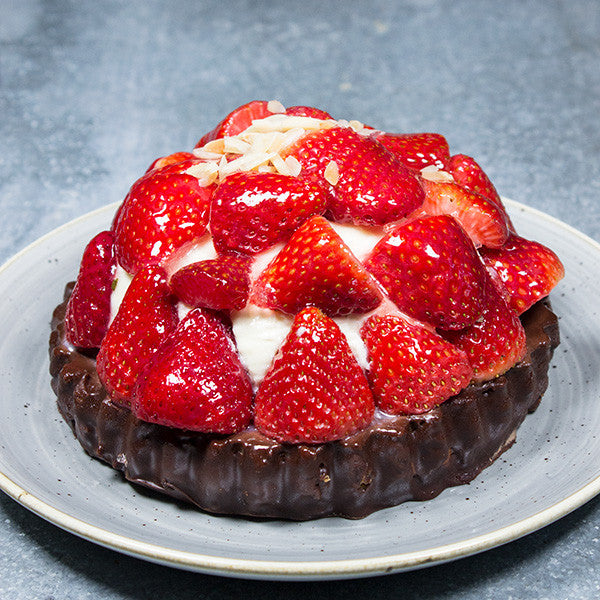 Picture of Strawberry Tart Large