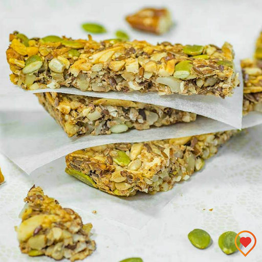 Seeds & Cinnamon Granola Bar