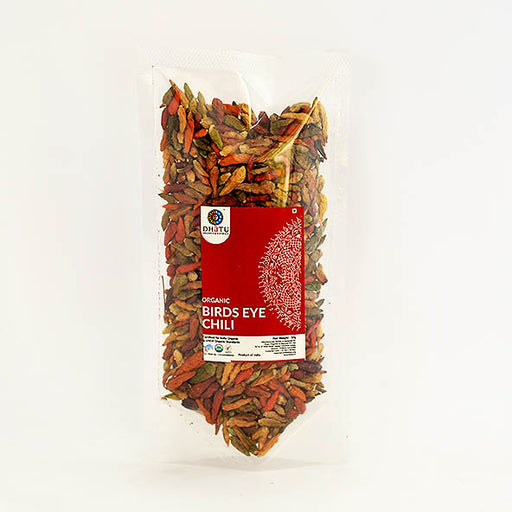 Organic Birds Eye Chilli