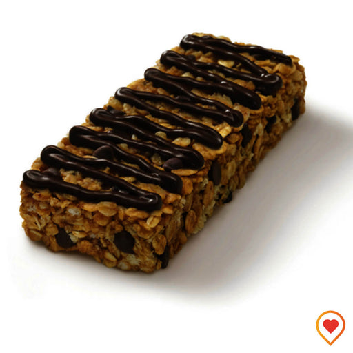 Orange Chocolate Granola Bar