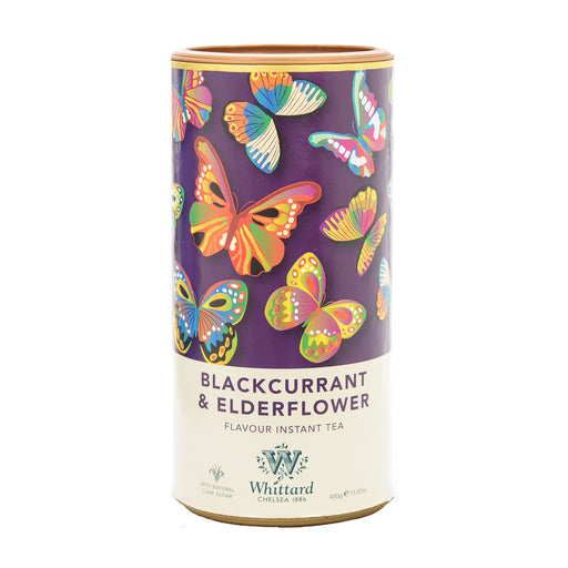 Blackcurrant & Elderflower Flavour Instant Tea