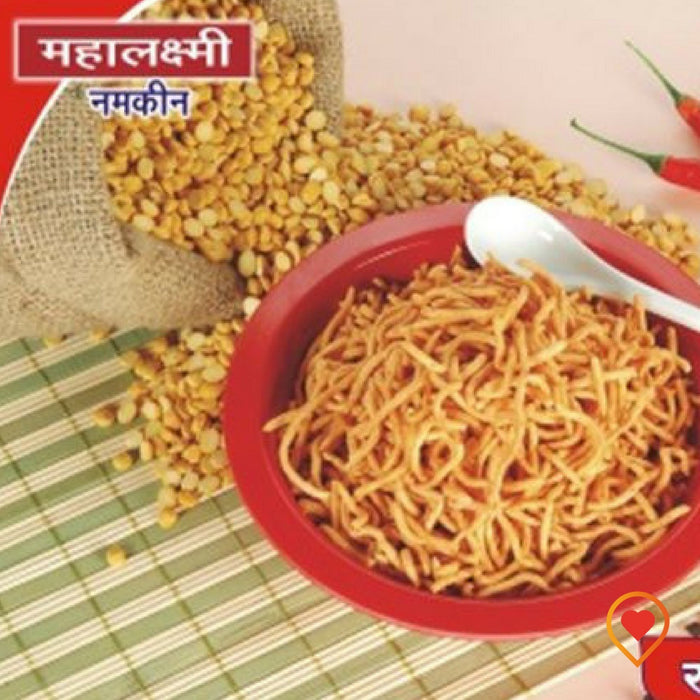 Ratlami Sev by Mahalaxmi Sweets, Jalgaon.