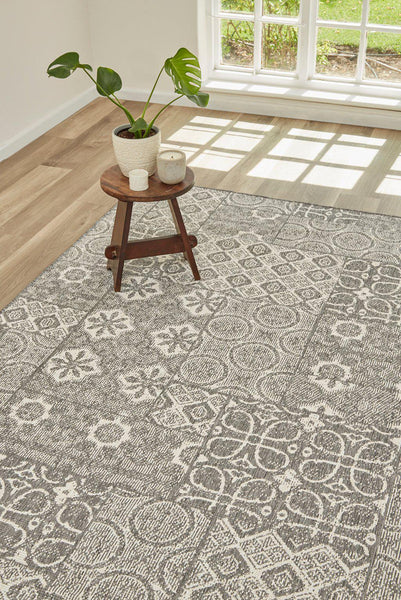 Souk Silver-rugs-Airloom