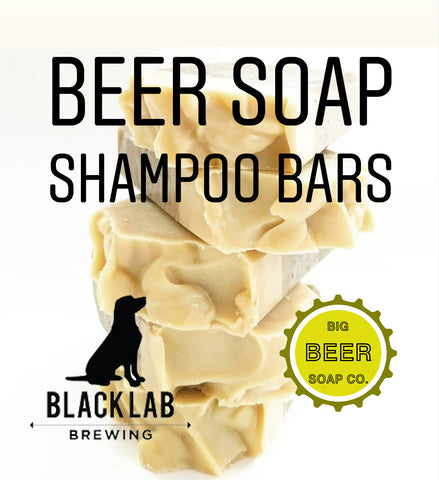 Beer Soap Workshop Shampoo Bars