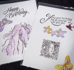 Cards, Various by Pam Wilson